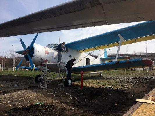 Възстановяване на Ан-2 (януари 2017г.)