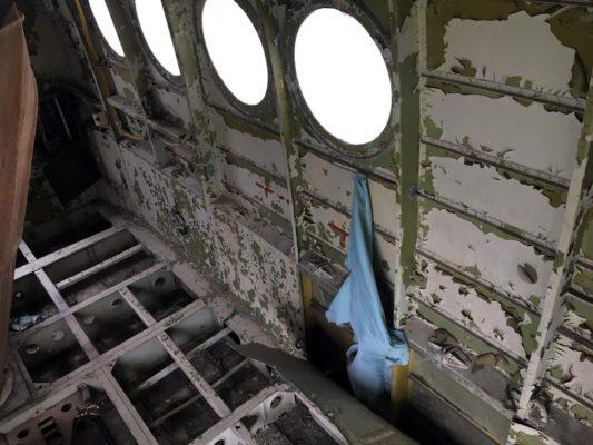 Възстановяване на Ан-2 (февруари 2017г.)