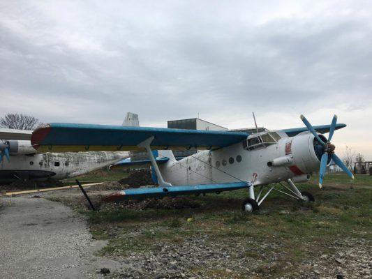 Авиомузей Бургас (2016г.)