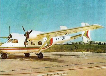 Антонов, Ан-14 (1989г.)