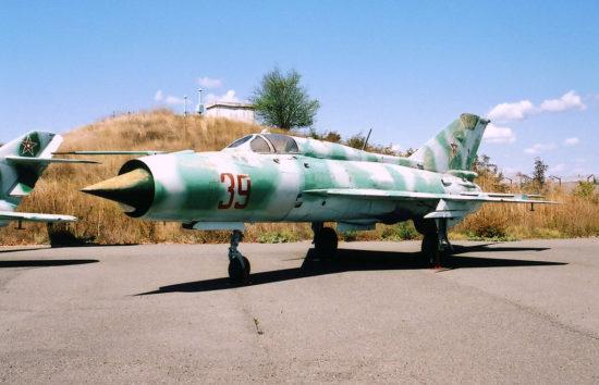 Авиомузей Бургас (2001г.)