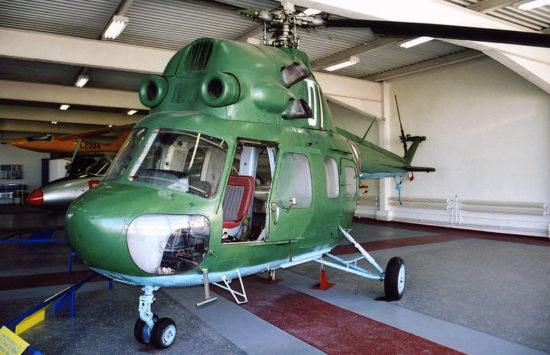 Авиомузей Бургас (2003г.)