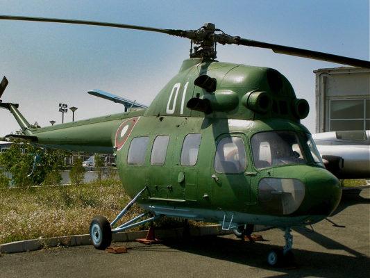 Авиомузей Бургас (2006г.)