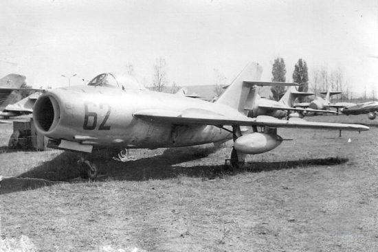 МиГ-17, Микоян-Гуревич  (1980г.)