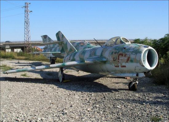Авиомузей Бургас (2008г.)
