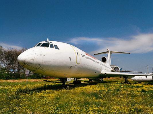 Авиомузей Бургас (2014г.)