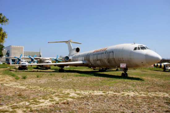 Авиомузей Бургас (2015г.)