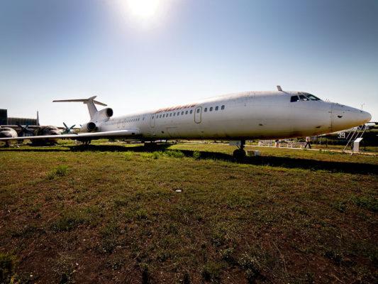 Авиомузей Бургас (2017г.)