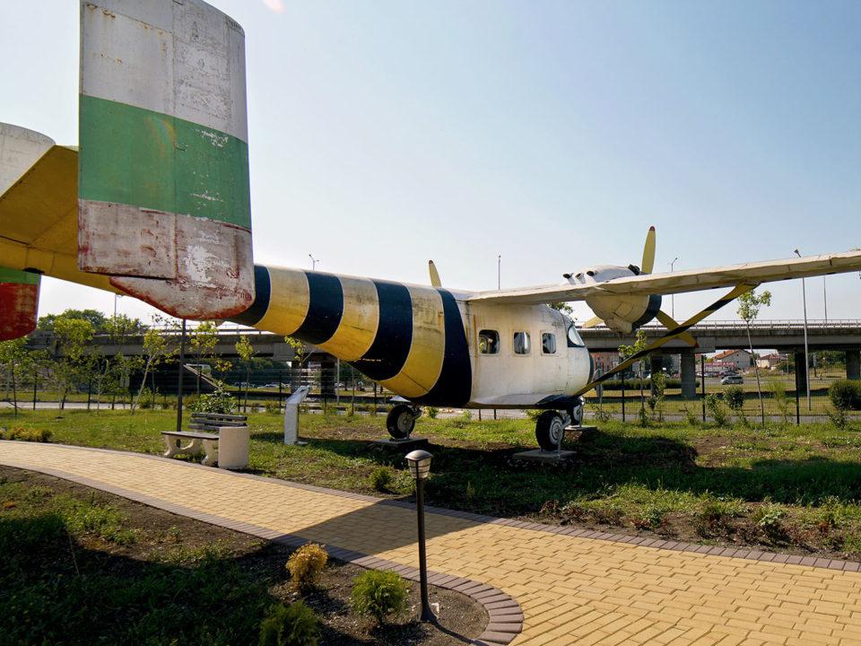 Ан-14 » Експонат » Авиомузей Бургас (2017г.)