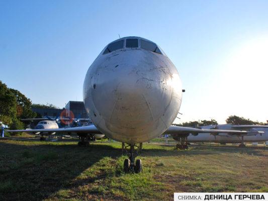 Авиомузеят минава в зимен режим на работа