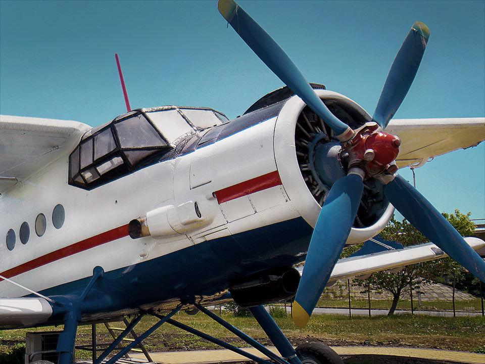 Ан-2 » Експонат » Авиомузей Бургас (2017г.)